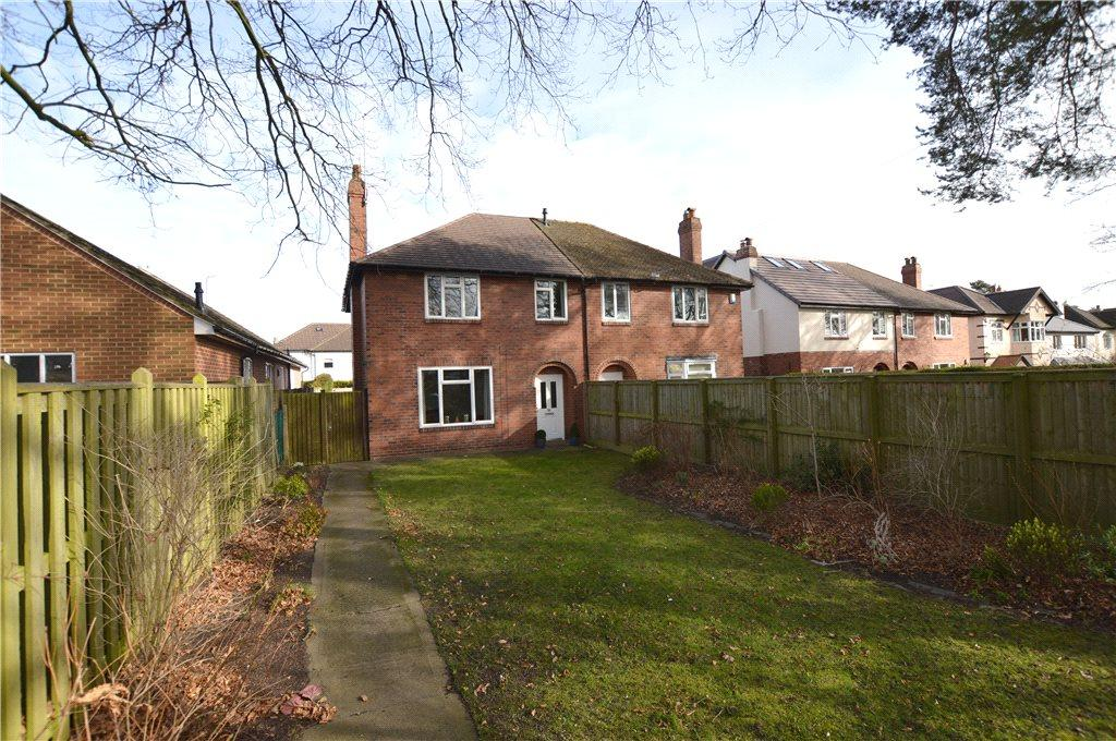 3 Bedrooms Semi Detached House for sale in St Winifreds Road, Harrogate, North Yorkshire