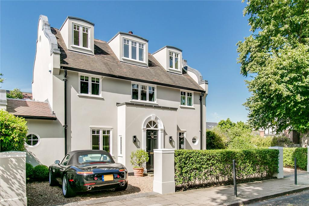 4 Bedrooms Detached House for sale in Derby Road, East Sheen, London
