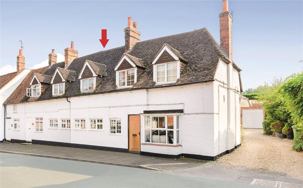 2 Bedrooms Terraced House for sale in Station Road, Kintbury, Hungerford, Berkshire
