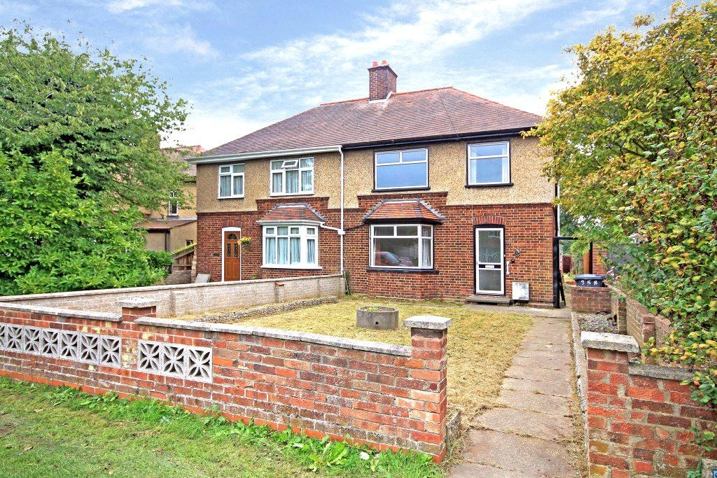 3 Bedrooms Semi Detached House for sale in Milton Road, Cambridge, CB4