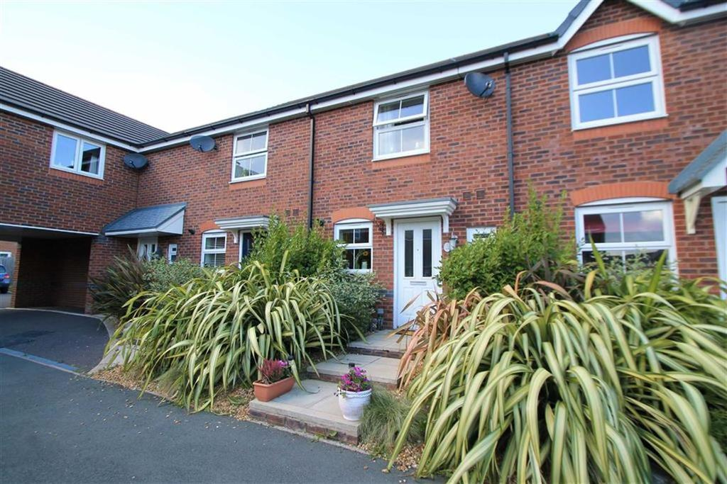 2 Bedrooms Mews House for sale in Coleman Road, Brymbo, Wrexham