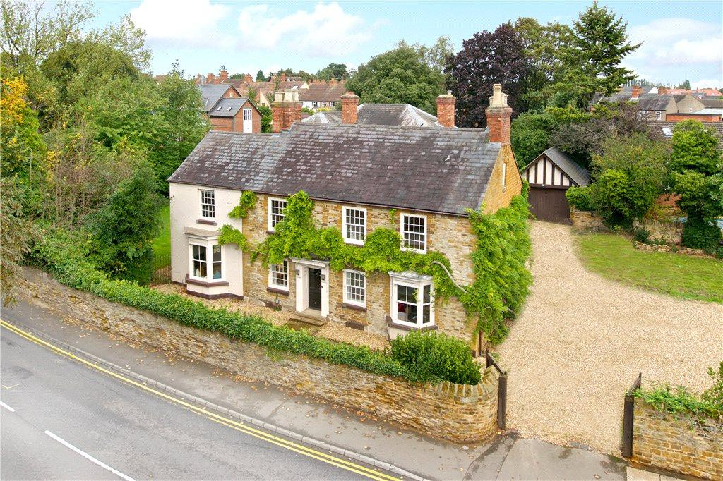 5 Bedrooms Unique Property for sale in Main Road, Duston, Northamptonshire