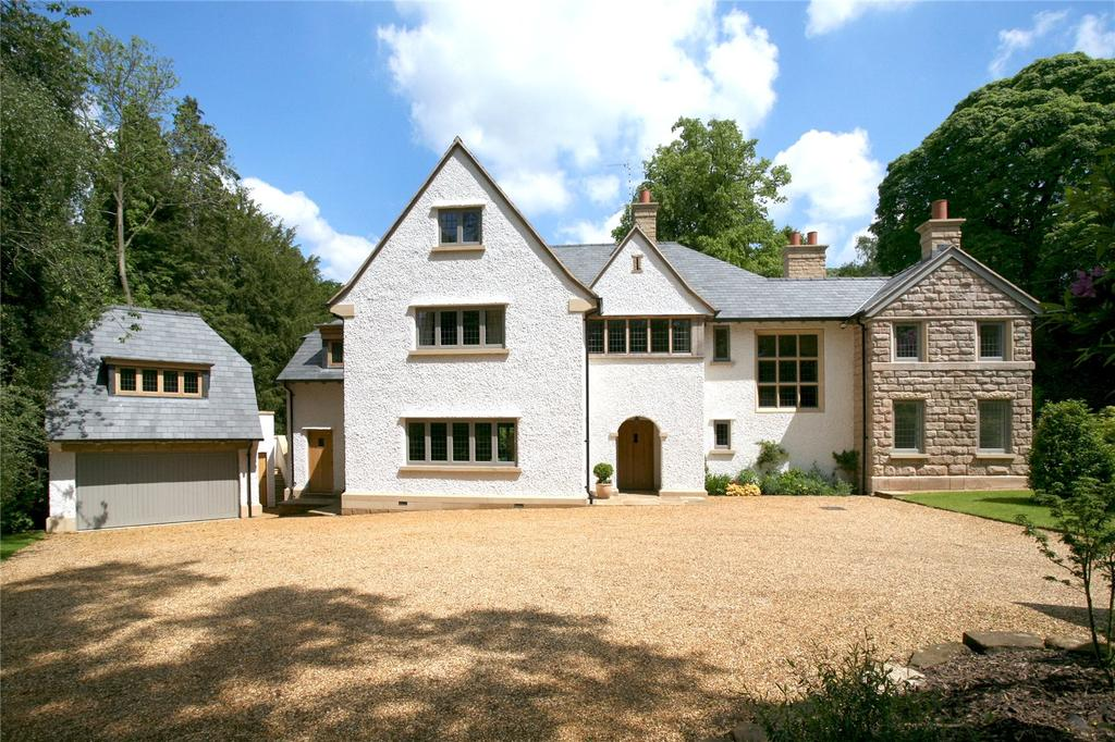 7 Bedrooms Detached House for sale in Tempest Road, Alderley Edge, Cheshire, SK9