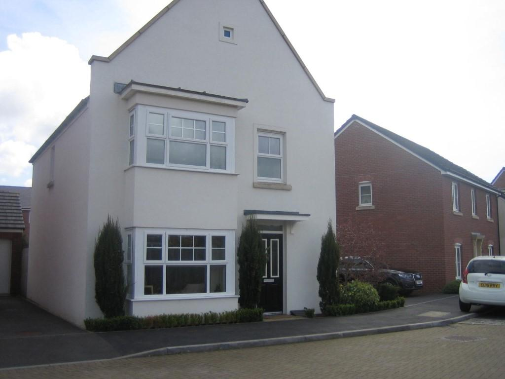 4 Bedrooms Detached House for sale in Heol Daniel, Cae Rebeca