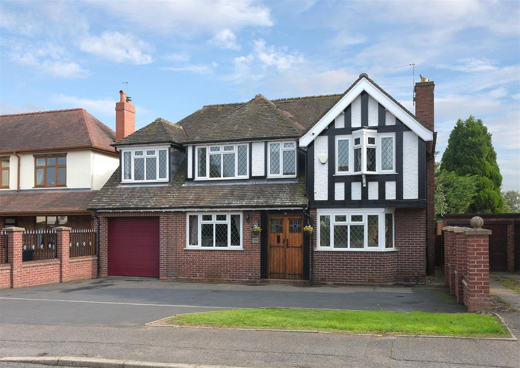 5 Bedrooms Detached House for sale in Norton Road, Stourbridge