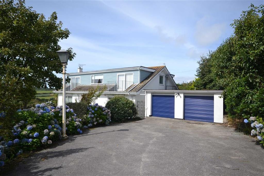 5 Bedrooms Detached House for sale in Pengersick Croft, Praa Sands, Penzance, Cornwall, TR20