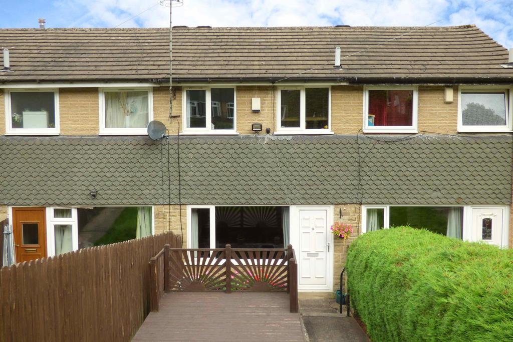 2 Bedrooms Terraced House for sale in Langdale Crescent, Halifax HX2