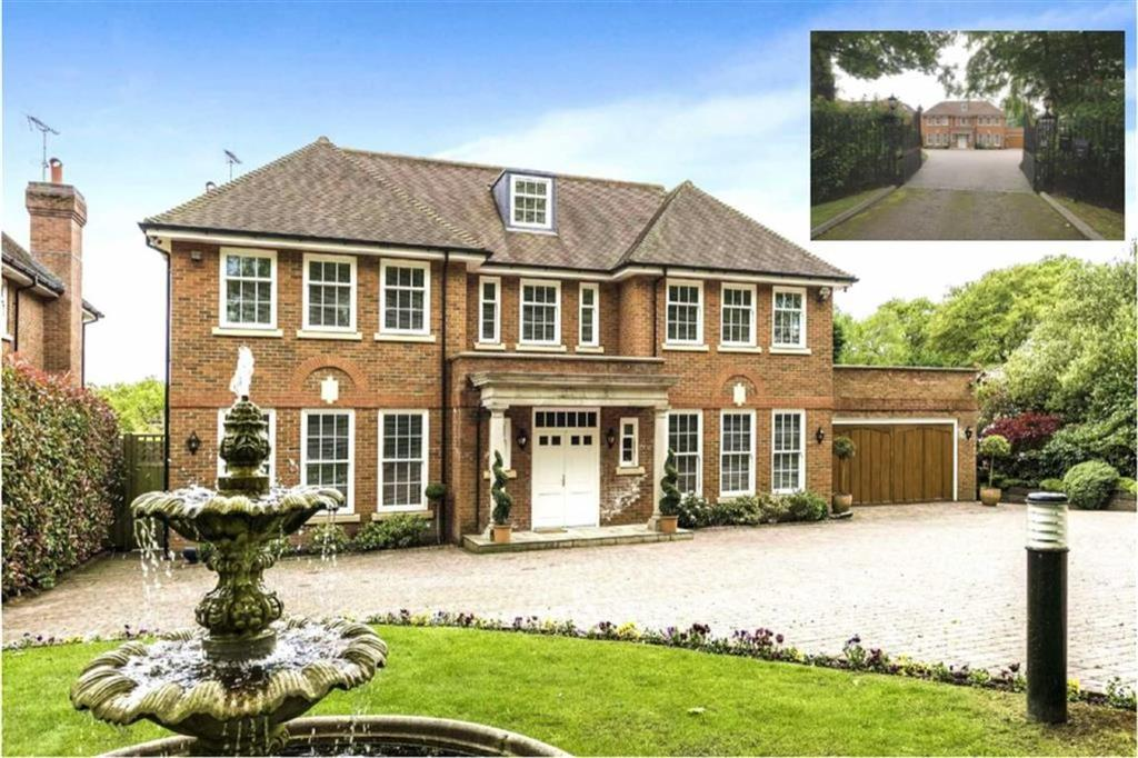 6 Bedrooms Detached House for sale in Camlet Way, Hadley Wood, Hertfordshire