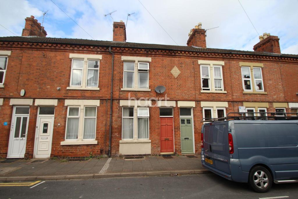 2 Bedrooms Terraced House for sale in Station Street, Loughborough