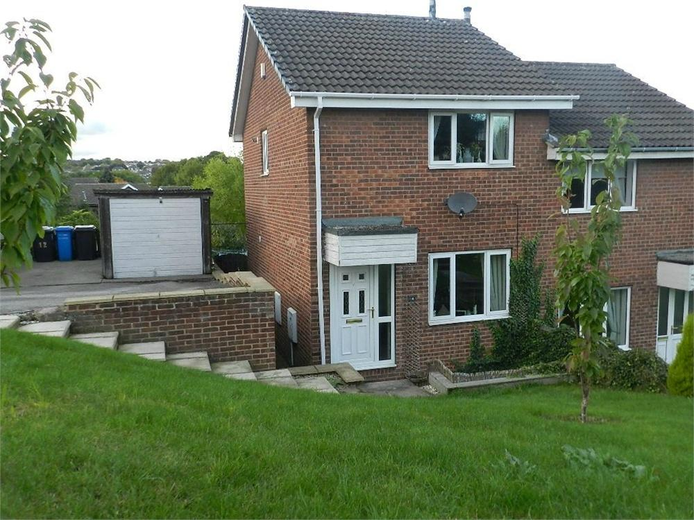2 Bedrooms Semi Detached House for sale in Habershon Drive, Chapeltown, SHEFFIELD, South Yorkshire