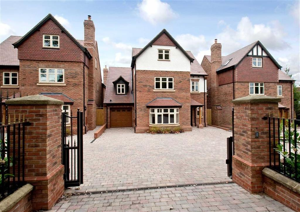 6 Bedrooms Detached House for sale in Plot 2 Lower Leys, 46a, Mount Road, Tettenhall Wood, Wolverhampton, WV6