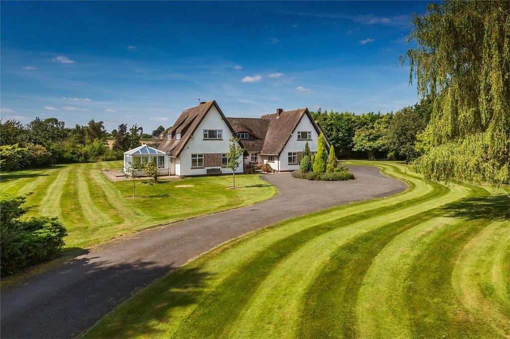 5 Bedrooms Detached House for sale in Church Aston, Newport, Shropshire