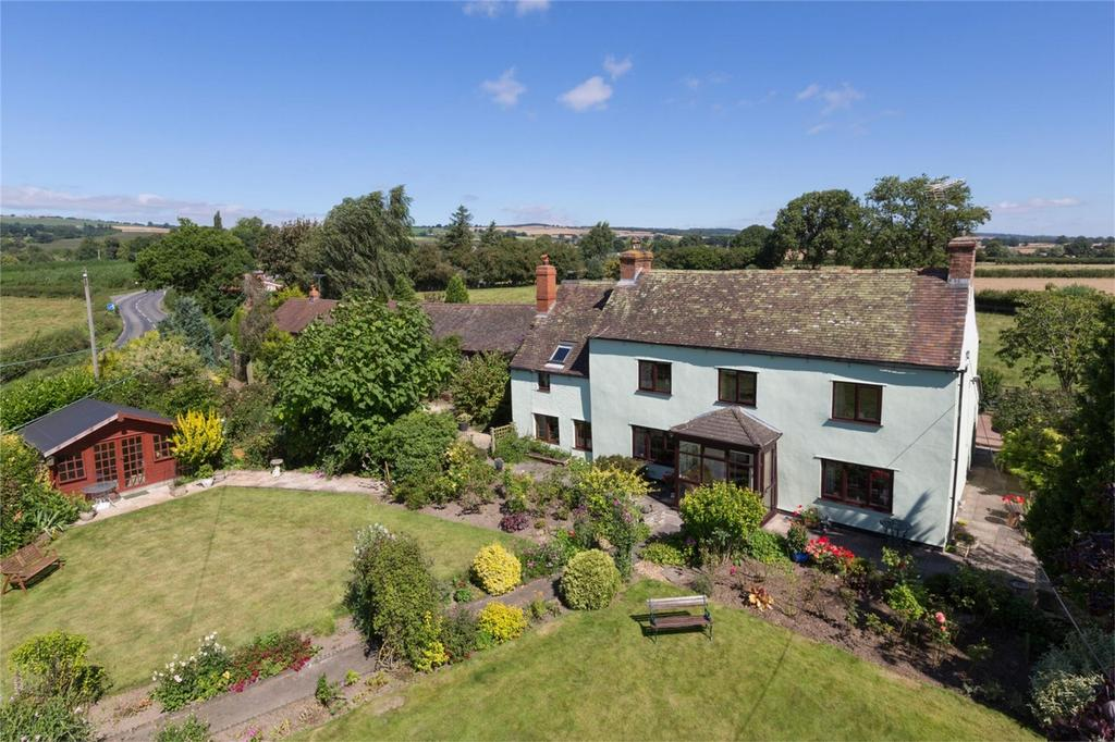 6 Bedrooms Cottage House for sale in Seifton View, Culmington, Ludlow, Shropshire