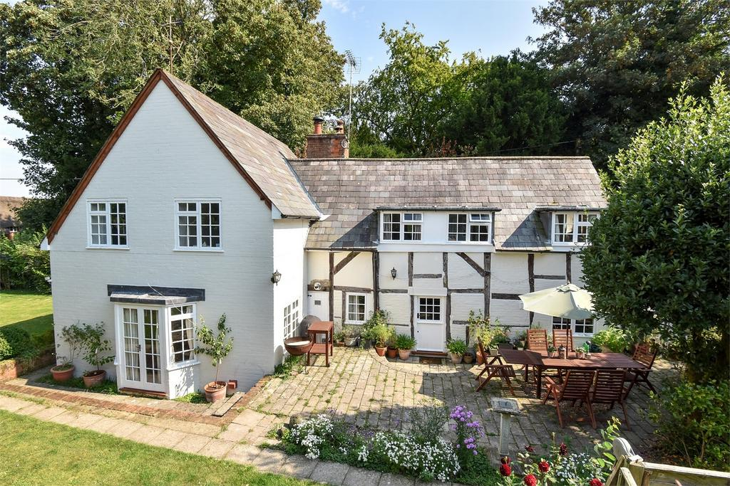 4 Bedrooms Cottage House for sale in Weston Patrick, Hampshire