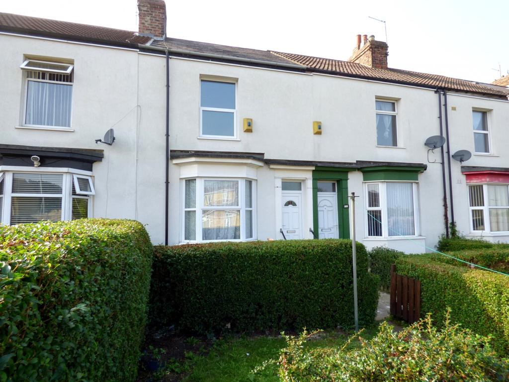 2 Bedrooms House for sale in Derby Terrace, Thornaby, Stockton-On-Tees, TS17