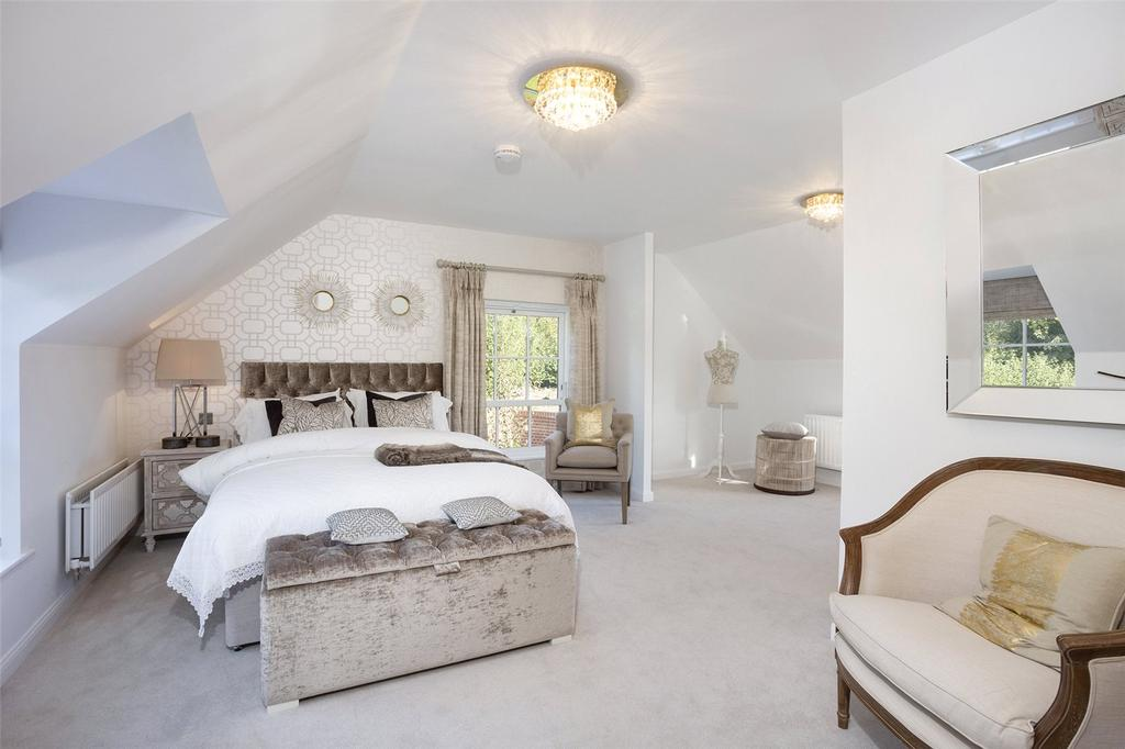 6 Bedrooms Detached House for sale in Manor Road, Winchester, Hampshire, SO22