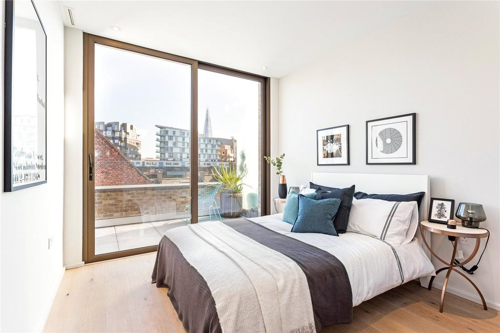 2 Bedrooms Flat for sale in Ipsus08, Rushworth Street, London, SE1