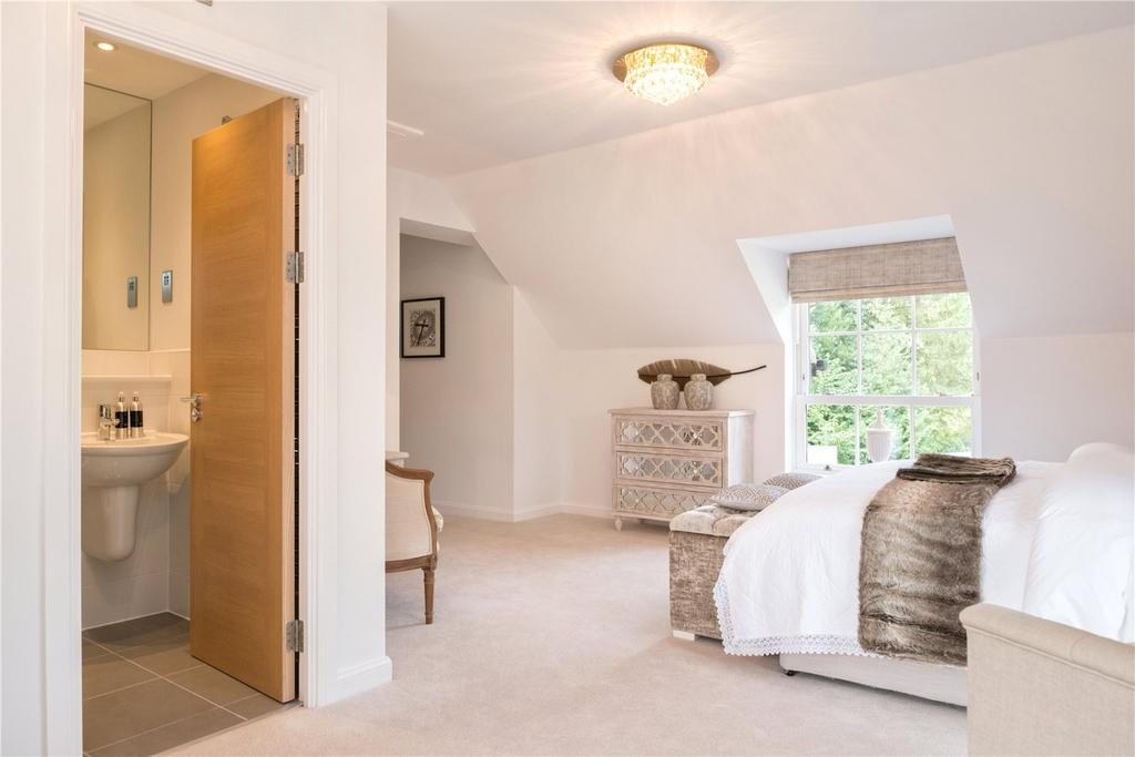 6 Bedrooms Detached House for sale in Austen Drive, Winchester Village, Winchester, Hampshire, SO22