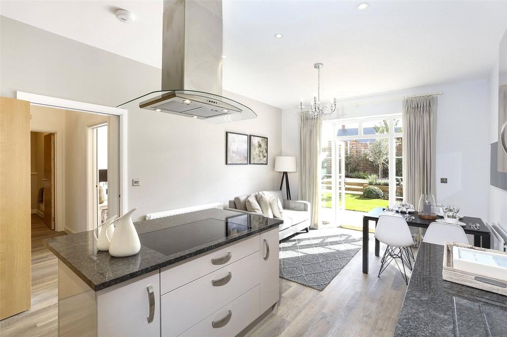 6 Bedrooms Detached House for sale in The Darcy, 30 Austen Drive, Winchester, Hampshire, SO22