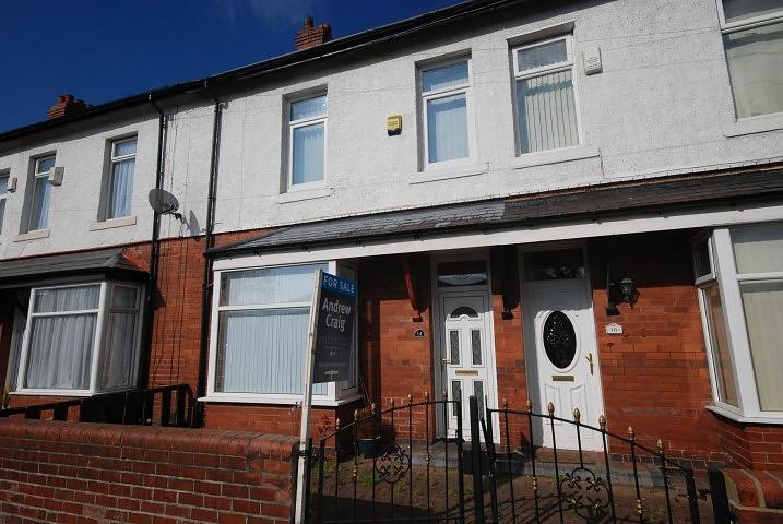 3 Bedrooms Terraced House for sale in St Johns Avenue, Hebburn