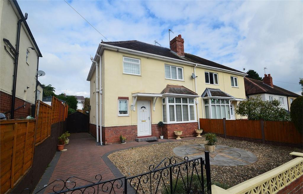 3 Bedrooms Semi Detached House for sale in Greatfield Road, Kidderminster, Worcestershire