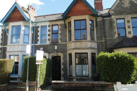 3 bedroom terraced house to rent - Fields Park Road, Pontcanna, Cardiff