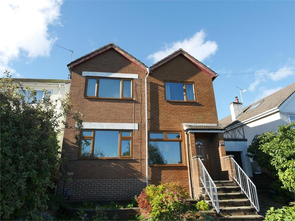 4 Bedrooms Detached House for sale in Redlands Road, Penarth