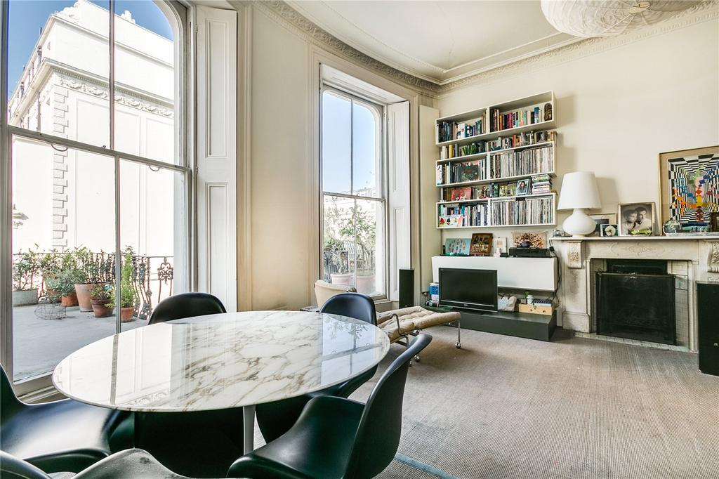 1 Bedroom Flat for sale in Leinster Square, Bayswater, London