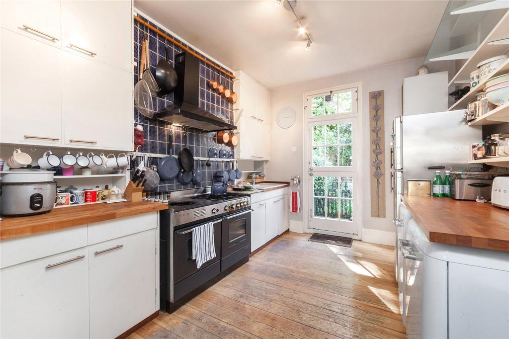 5 Bedrooms Terraced House for sale in Arlington Road, Camden, London