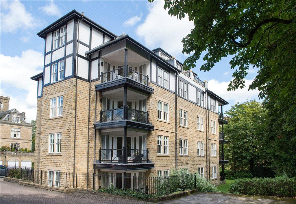 3 Bedrooms Apartment Flat for sale in Sovereign House, Sovereign Park, Harrogate, North Yorkshire