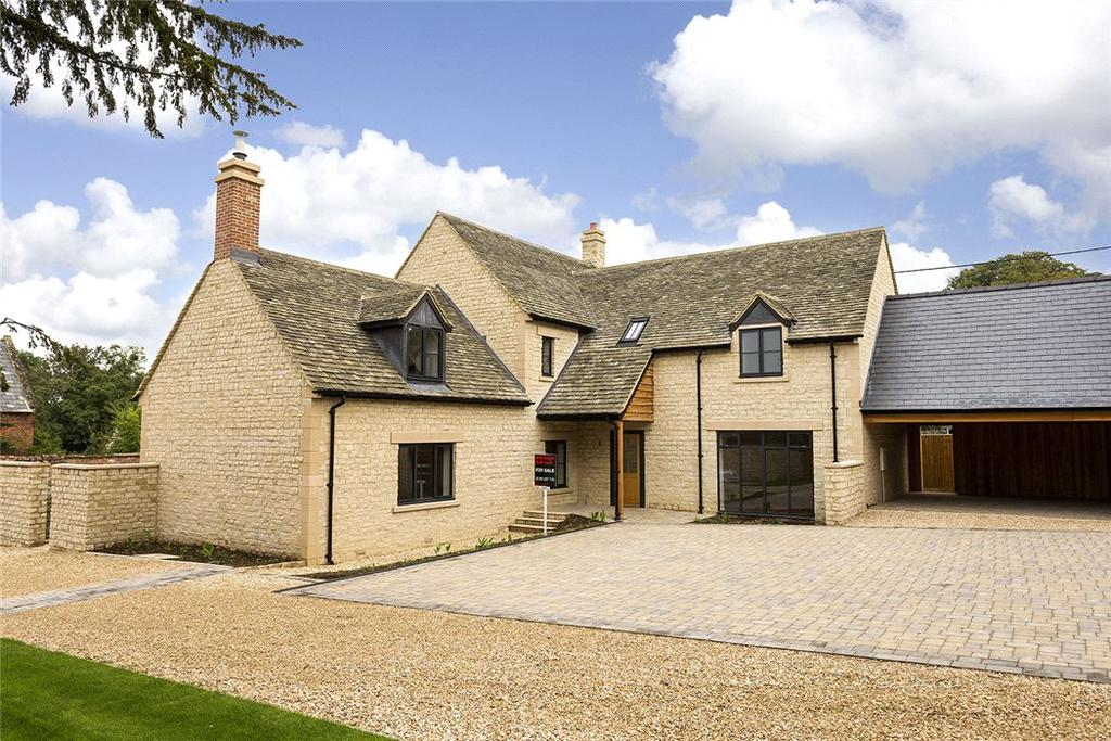 4 Bedrooms Detached House for sale in The Barn, Queen Street, Halford, Warwickshire, CV36