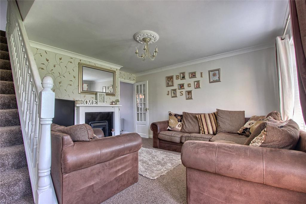 3 Bedrooms Terraced House for sale in Grantham Green, Middlesbrough