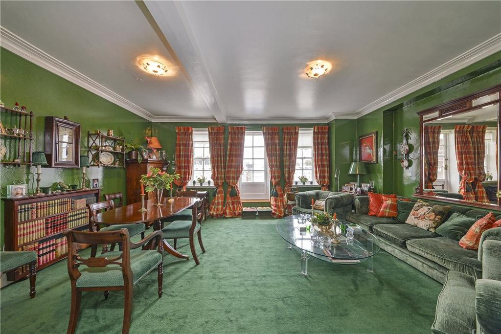 4 Bedrooms Flat for sale in Malvern Court, Onslow Square, South Kensington, London, SW7