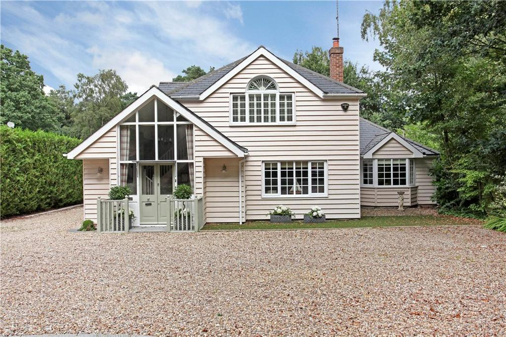 4 Bedrooms Detached House for sale in Heath Ride, Finchampstead, Wokingham, Berkshire, RG40