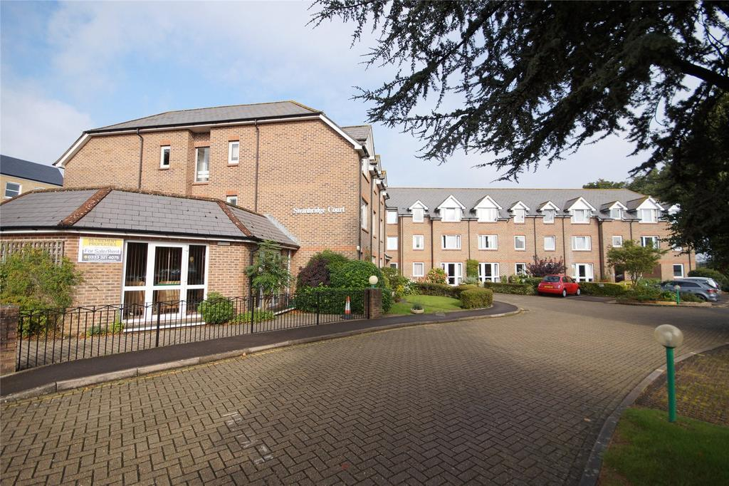 2 Bedrooms Retirement Property for sale in 42 Swanbridge Court, London Road, Dorchester, Dorset, DT1
