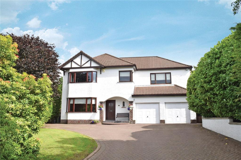 5 Bedrooms Detached House for sale in Lochend Crescent, Bearsden, Glasgow