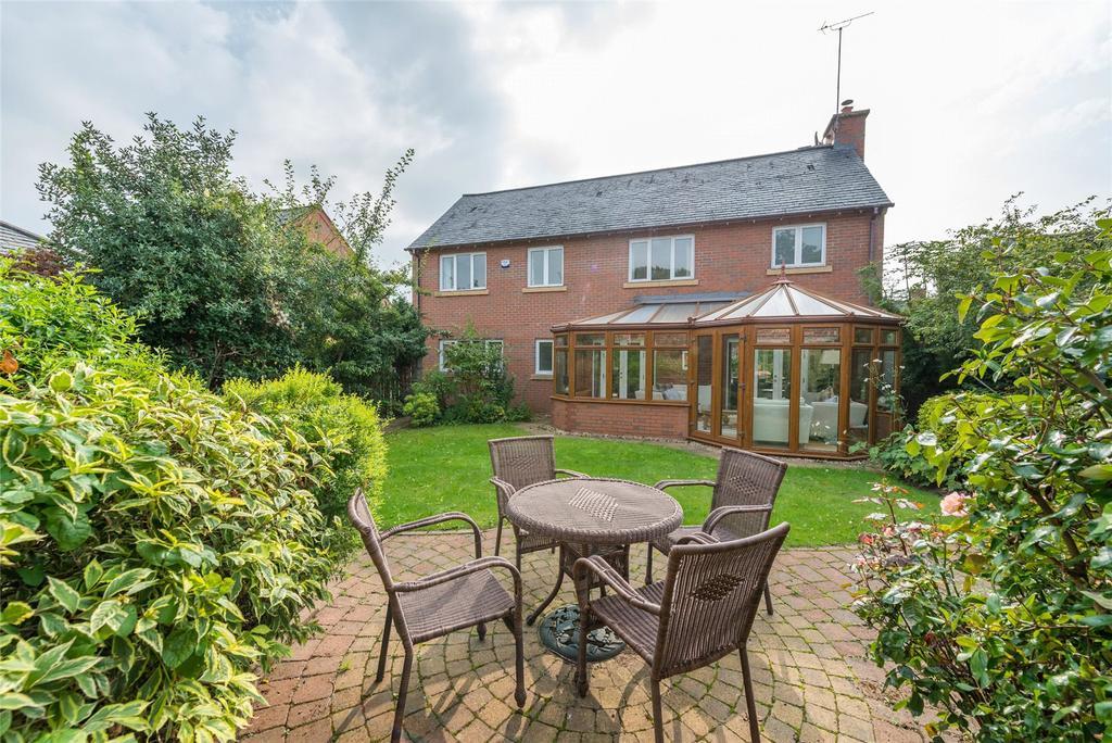 5 Bedrooms Detached House for sale in Newbattle Gardens, Newbattle, Eskbank, Midlothian