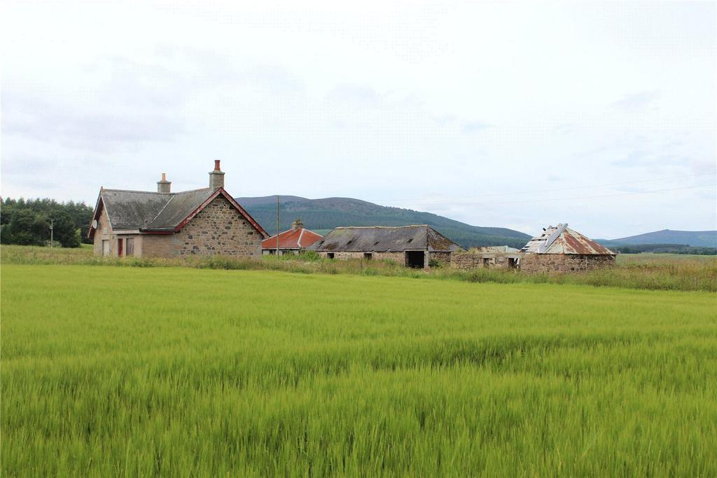 Plot Commercial for sale in Upper Coullie Lot 3, Blairdaff, Inverurie, Aberdeenshire
