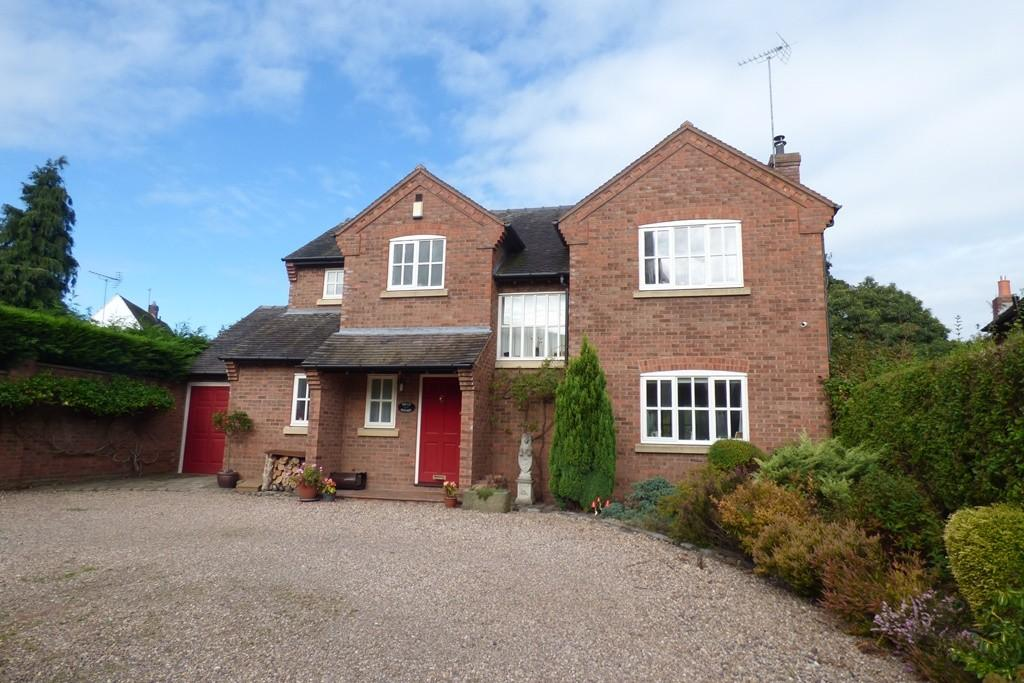 3 Bedrooms Detached House for sale in Kitlings Lane, Walton on the Hill, Stafford