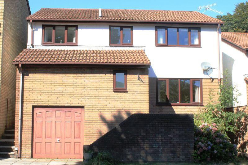 4 Bedrooms Detached House for sale in Llwyncelyn Park, PORTH CF39 9UA