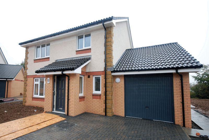 3 Bedrooms Detached Villa House for sale in Plot 19, 56 Burns Wynd, Maybole, KA19 8FF