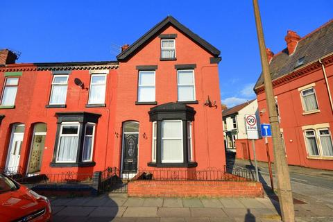 4 bedroom terraced house for sale - Hartington Terrace, Garston