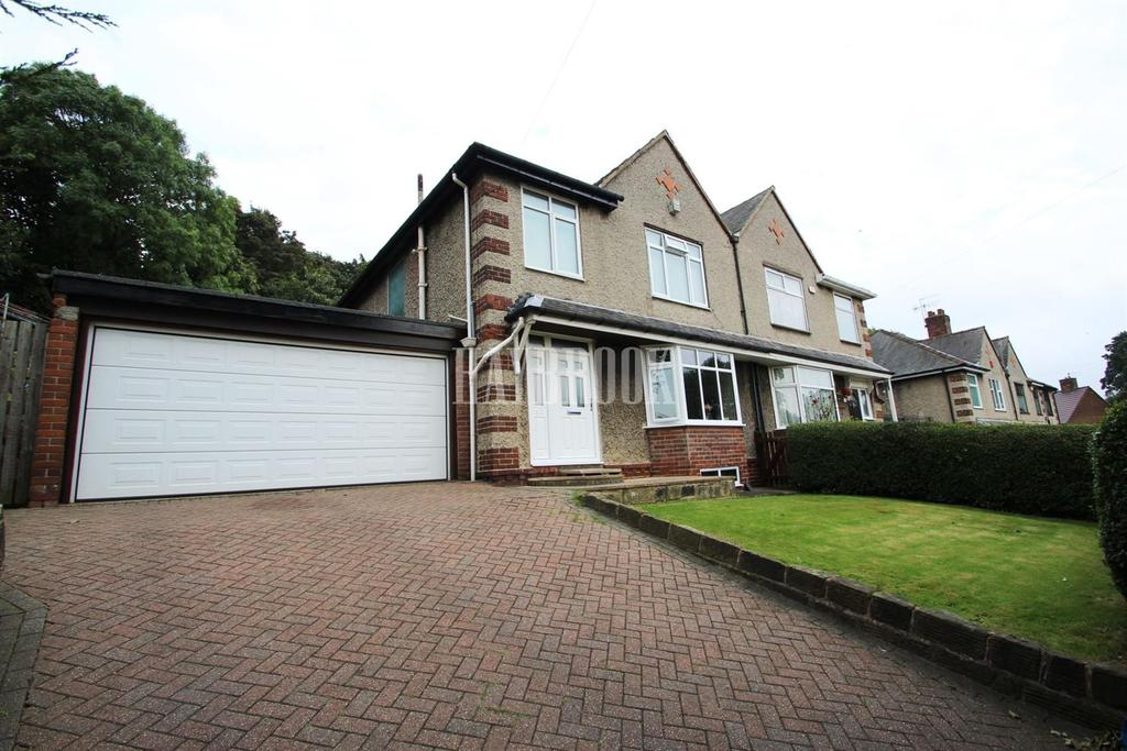 3 Bedrooms Semi Detached House for sale in Barnsley Road, Firth Park, S5