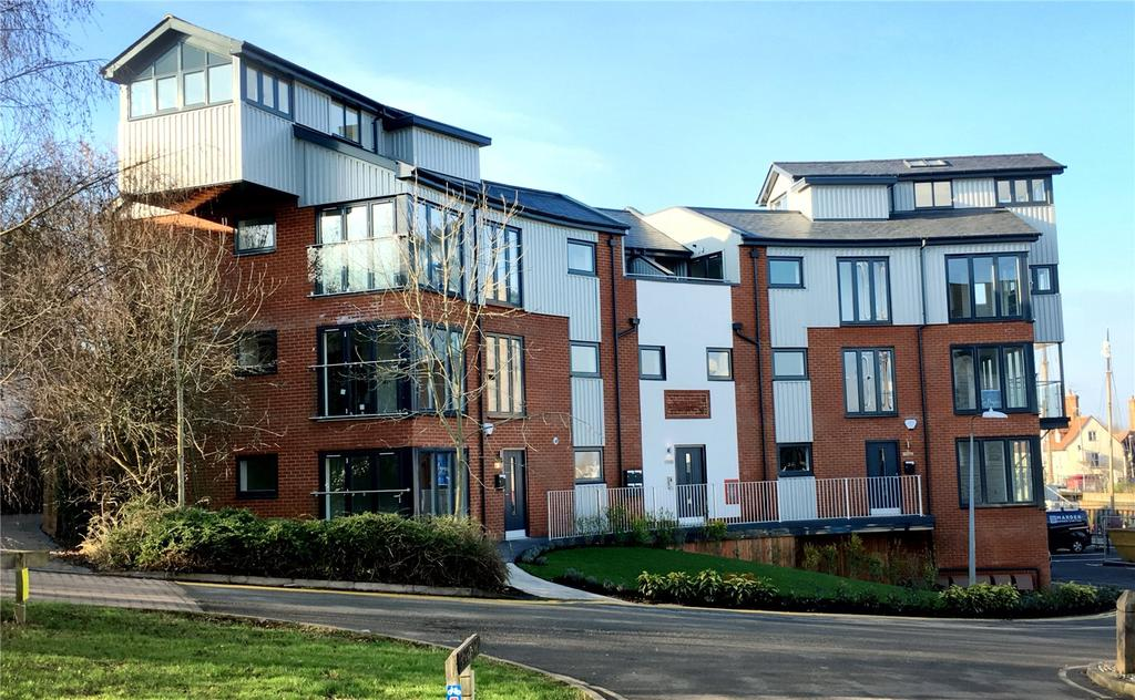 4 Bedrooms Terraced House for sale in Lapwing House, The Moorings, Fullbridge Quay, Maldon, CM9