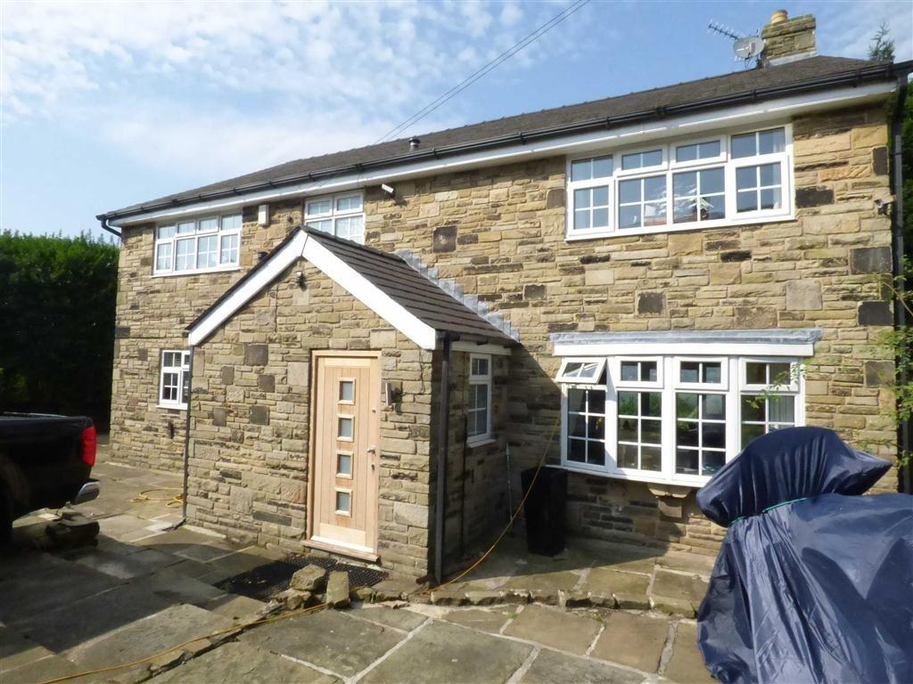 4 Bedrooms Detached House for sale in Jackson Street, Padfield, Glossop, Derbyshire, SK13