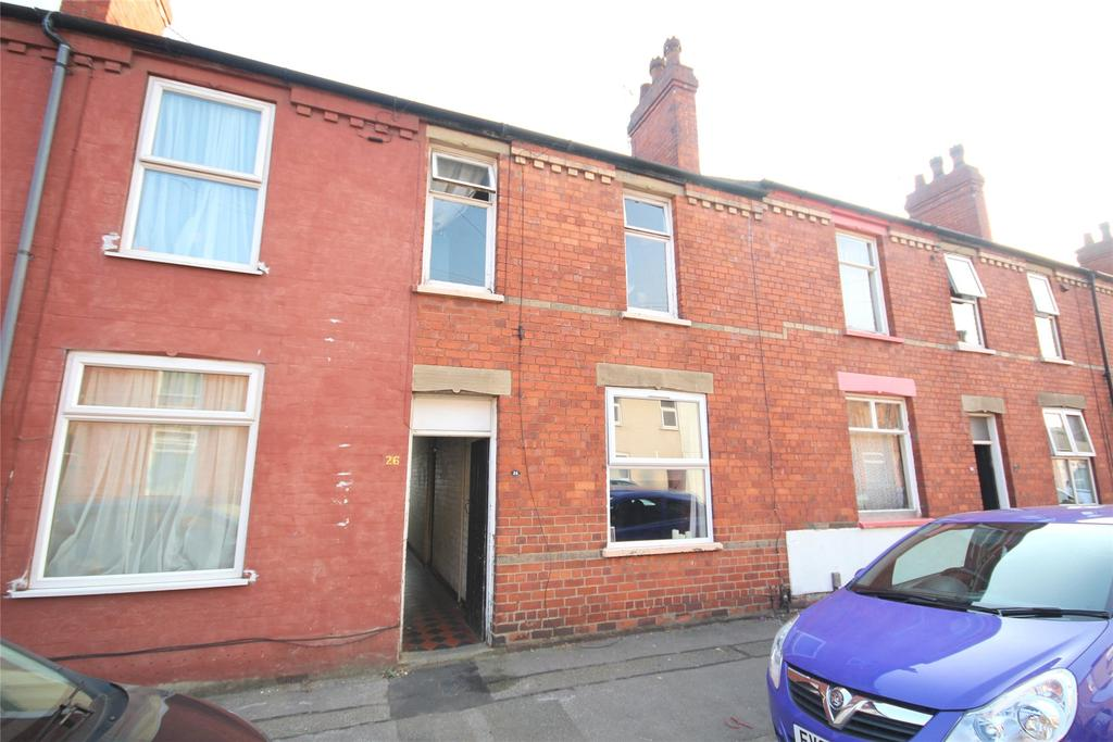 3 Bedrooms Terraced House for sale in Smith Street, Lincoln, LN5