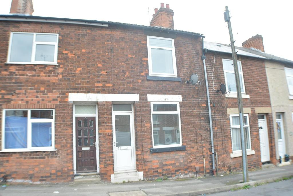 2 Bedrooms Terraced House for sale in George Street, Forest Town, Mansfield