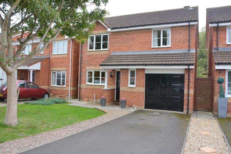 4 Bedrooms Detached House for sale in Priestley Way, Burnham-On-Sea