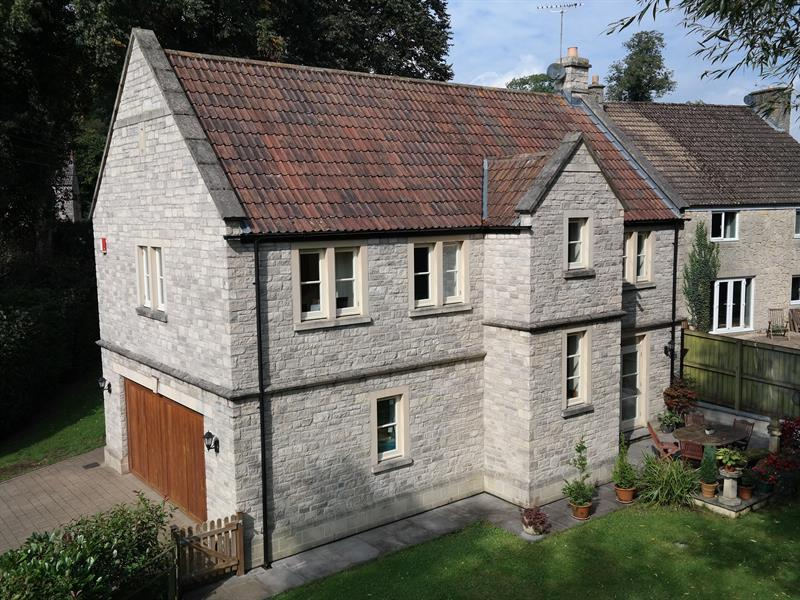4 Bedrooms Detached House for sale in Ames Lane, Kilmersdon, Radstock