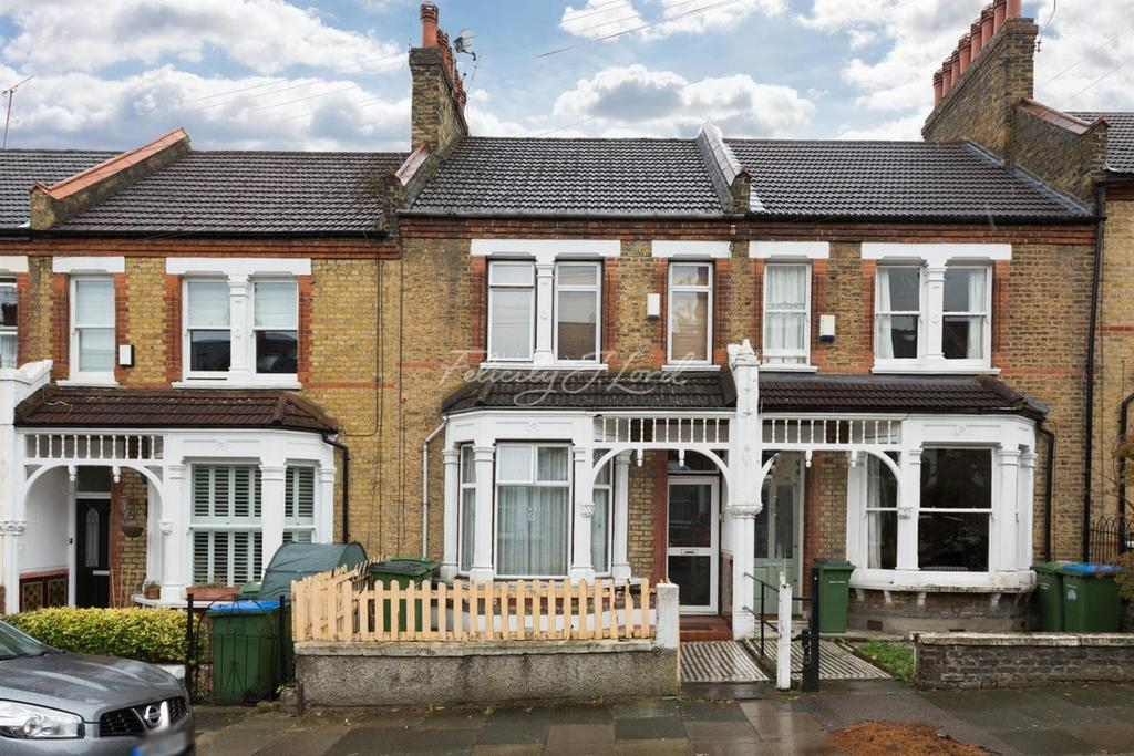 3 Bedrooms Terraced House for sale in Priolo Road, Charlton, SE7
